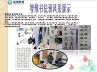 武汉智维书画教育成人少儿秋季书法毛笔硬笔培训