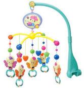 厂价直销 电动音乐旋转睡床铃 小天使床铃 婴儿玩具1.1