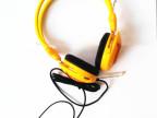 戴尔hd-8808mv 可调节带麦克风头戴护耳式有线 电脑笔记本耳机库