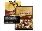 160g德芙巧克力 精心之选多种口味巧克力礼盒