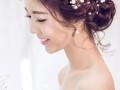 厦门,漳州港首家一线化妆品跟妆 高端婚礼跟妆上 融融门出嫁妆