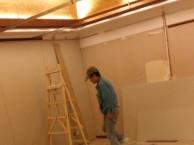 上海装修队办公室装修厂房改建 吊顶隔墙 刷涂料网线排放
