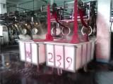 江苏厂家 PE塑料方桶 印染周转桶