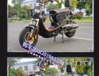 四轮电动车老年代步车