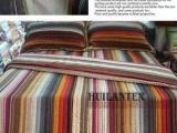 1874 欧式高品质色织棉绗缝纯棉水洗四件套 无条件退换 批发
