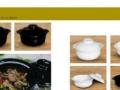 厂家批发锂瓷煲,米线锅 鸡公煲锅 耐热砂锅