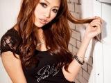 2014韩版新款 修身显瘦 柳丁英文图案 后背蕾丝镂空t恤183