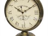 大量供应热销座钟 时尚创意挂钟 家居钟表 田园座钟 经典古典座钟