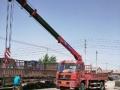 八吨随车吊吊装货运出租