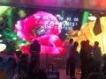 舞台婚庆高清LED租赁大屏幕