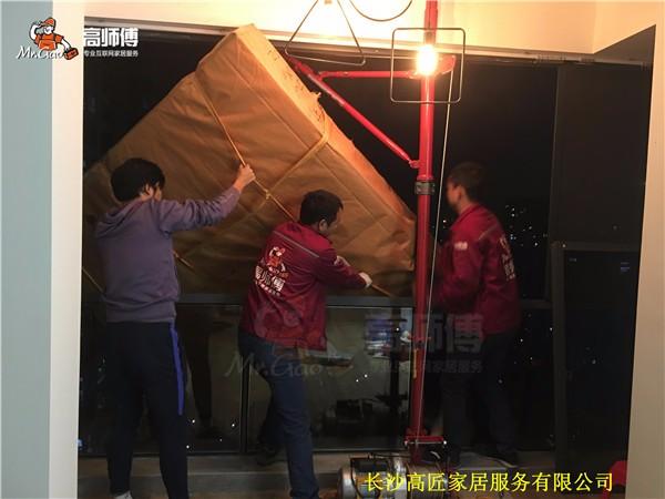 长沙专业搬运床垫 吊床垫上楼,吊沙发上楼