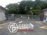 高明电动门安装 杨和伸缩门价格 学校电动门 单位伸缩门厂家