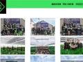 格林部落 企业办公绿色植物租摆养护一站式服务平台
