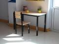长春员工食堂餐桌椅 员工对餐桌椅的要求
