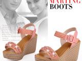 厂家直销露姿百丽正品凉鞋女鞋低帮编织带高跟罗马风女凉鞋