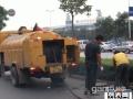 日照油罐车抽粪隔油池高压清洗市政企业厂区淤泥管道疏通检测