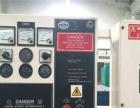 工厂备用原装二手英国珀金斯220KW柴油发电机组