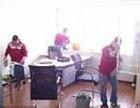 建邺奥体名座中泰国际周边装潢开荒办公室打扫出租房保洁玻璃清洗