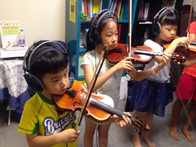 百子湾 后现代城 儿童小提琴培训 筝流行音乐教室