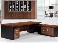 台式组合简易桌子现代笔记本书桌办公桌简约双人写字台家用电脑桌