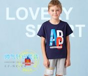 ABC 运动休闲品牌折扣童装货源渠道