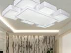 热销LED吸顶灯 卧室书房餐厅走廊过道客厅灯 天空之城LED厂家直销