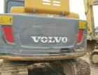 沃尔沃140二手挖掘机出售,沃尔沃中型号挖机价格低