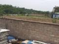 出租弋江区土地7亩,围墙2米高