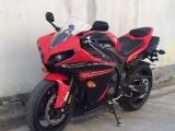 急售一台雅马哈YZF-R1进口摩托车跑车.请速订购