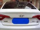 现代索纳塔2015款 1.6T 自动 GLX领先型 美女一手车,