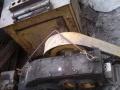 因转业出售重工业钢材市场二手调直机,弯曲机,剪断机