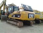 二手卡特320D挖掘机 通达市场低价出售45万