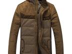 七皮狼冬装新款加厚中年短款男士羽绒服男商务正品清仓男装外套
