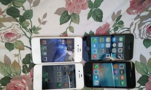 几部二手手机出售