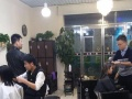 好位置美发店低价转让,可做美容院足疗SPA超市等