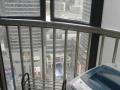 火车站罗宾森广场 温馨单身公寓 带阳台厨房独卫1800 急