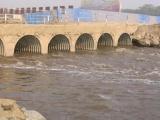 波纹涵管厂家 河南钢波纹涵管施工 排水管 道路涵洞