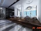 重庆办公室装修公司 办公室装修设计案例 写字楼办公装修装饰