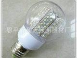 生产供应78珠LED球泡玉米灯太阳能LED灯12V110V220