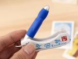 创意文具 中国梦复古青花瓷创意圆珠笔广告笔折叠指甲钳笔
