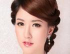 教授化妆盘发课程