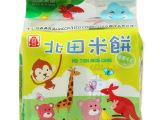 台湾北田婴幼儿米饼(香蕉牛奶口味)非油炸膨化6个月以上