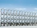 房山区安装伸缩门北京电动门生产厂家
