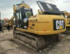 黔西南卡特320D二手挖掘机低价出售,二手挖掘机价格