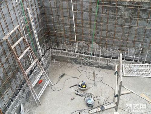 别墅新增地下室工程庭院自挖地下室