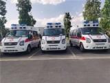 北京長途救護車轉運病人 收費標準每公里8元