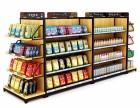厂家直销 超市货架 钢木货架 新款货架