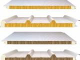 哈尔滨齐齐哈尔大庆新型岩棉聚氨酯封边复合板