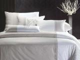 宾馆酒店床上用品供应商酒店床品套件定制