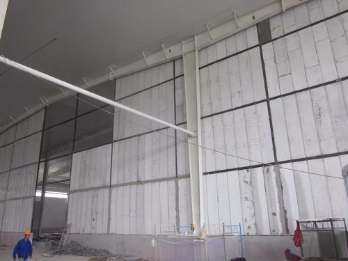 安阳轻质隔墙板 加气块 销售 施工